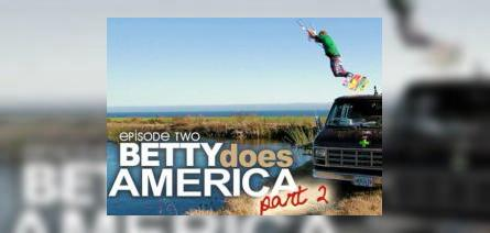 Betty Does America Part 2