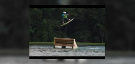 Jarrett Clark Wake Shredit