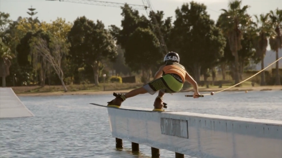 Alex Brooks 11 Year Old Wakeboarder