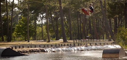 Afternoon at I Wakepark Lacanau