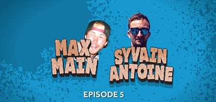 DUP European Vacation 2013 EP 5 - Max Main & Sylvain Antoine