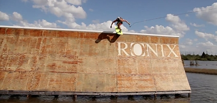Freddy Von Osten Welcome to Ronix