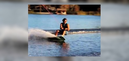 Harley Clifford Wakeboarding 8 Tricks