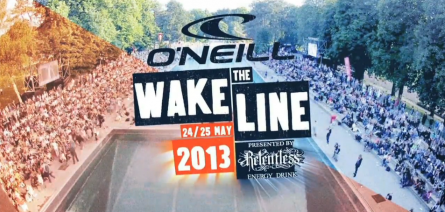 """O'Neill Wake The Line"" Highlight Show 2013"