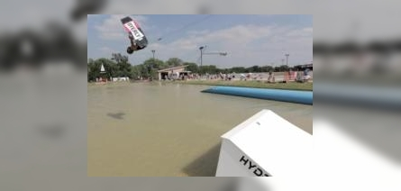 O'Neill Wake The Line 2012 - Qualifier 01 at Hydrous