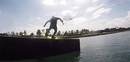 The MMM-Gang hitting Thai Wake Park