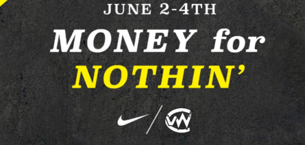 2016 Wakeskate Tour : Money For Nothin'