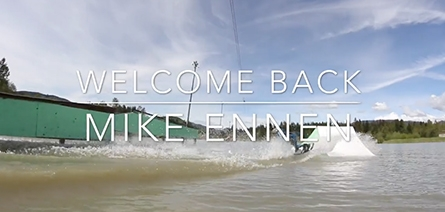 Welcome Back - Mike Ennen